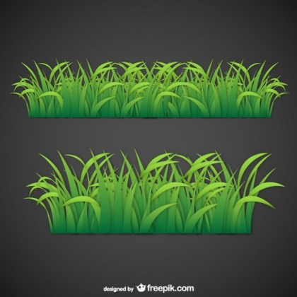 Leaves of Grass Free Vector