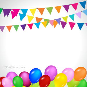Happy Birthday Background Image