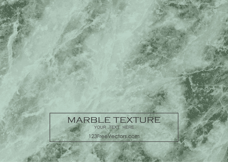 Green Marble Texture Background Free