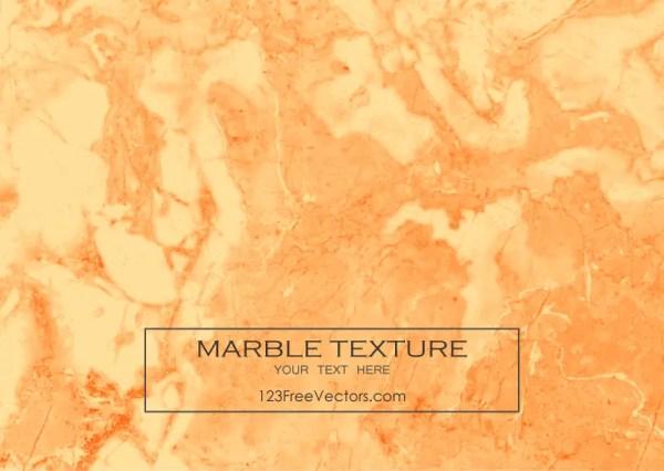 Orange Marble Texture Background