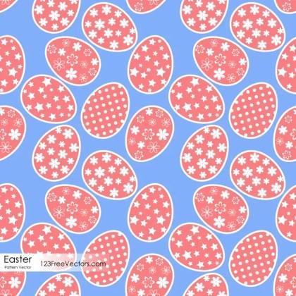 Easter Egg Pattern Template