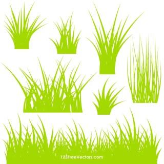 Grass Vector Ai