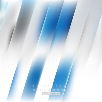 Blue White Striped Background