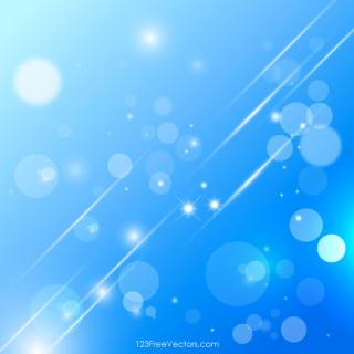 Abstract Blue Background Vector Design Free