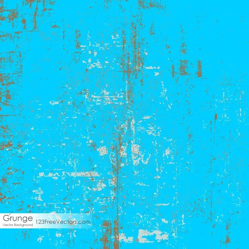 Metal Blue Grunge Texture