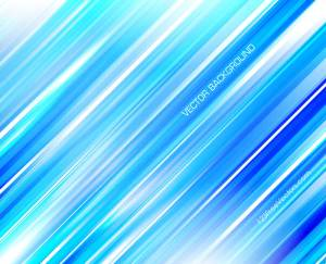 Blue Abstract Straight Lines Background Design