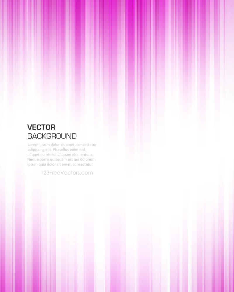 Pink Straight Lines Abstract Background