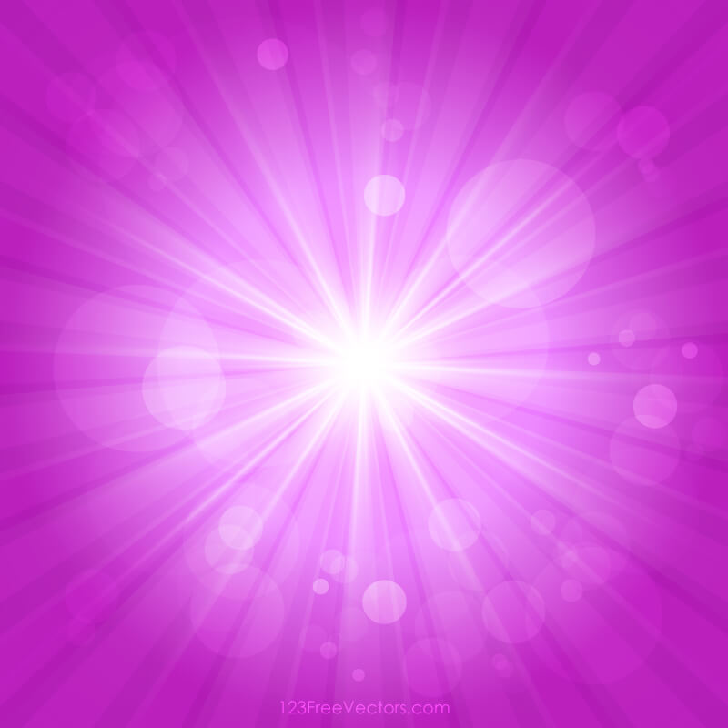 Abstract Magic Light Pink Background
