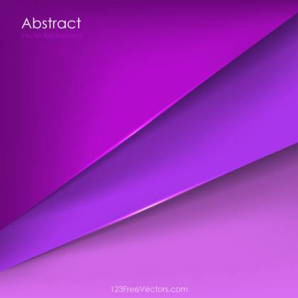 Purple Pink Background Vector Design