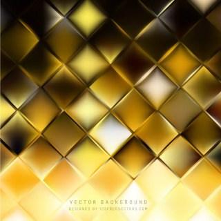 Black Yellow Square Background Design
