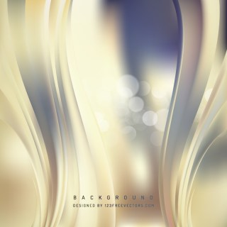 Abstract Beige Wave Background