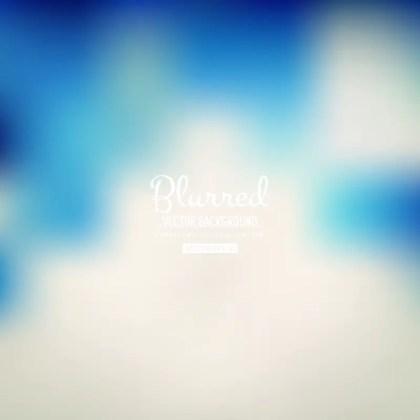 Blue Beige Blur Background