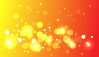 Abstract Sparkling Vector Background