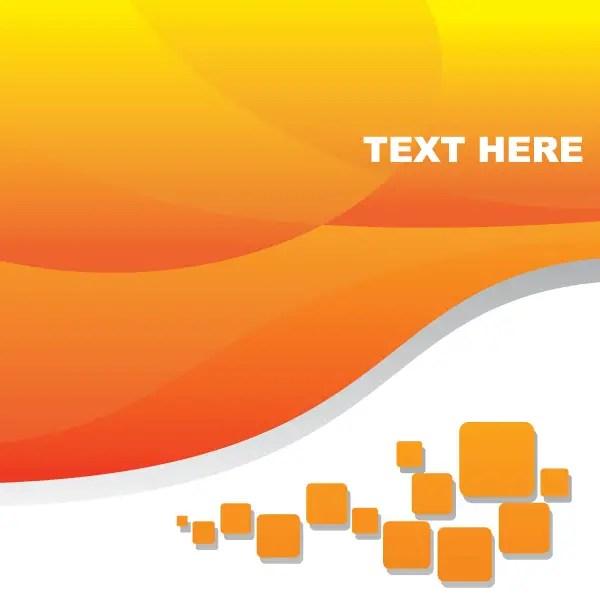 Orange Background Design Png Hd