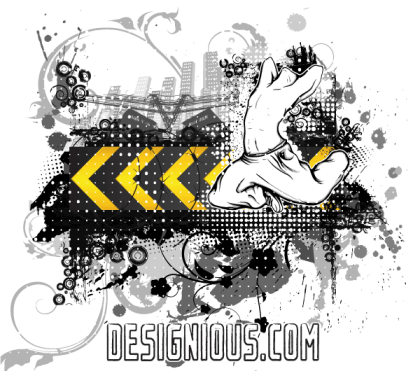 Free Vector Urban Illustration