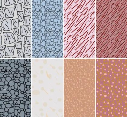 Ground Textures Vector Graphics