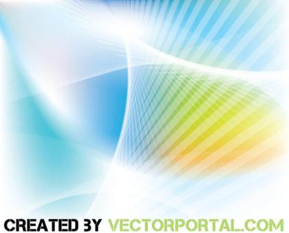 Free Vector Gradient Mesh Background