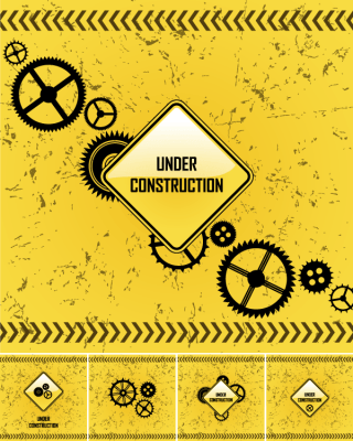 Under Construction Background Vector Free Download
