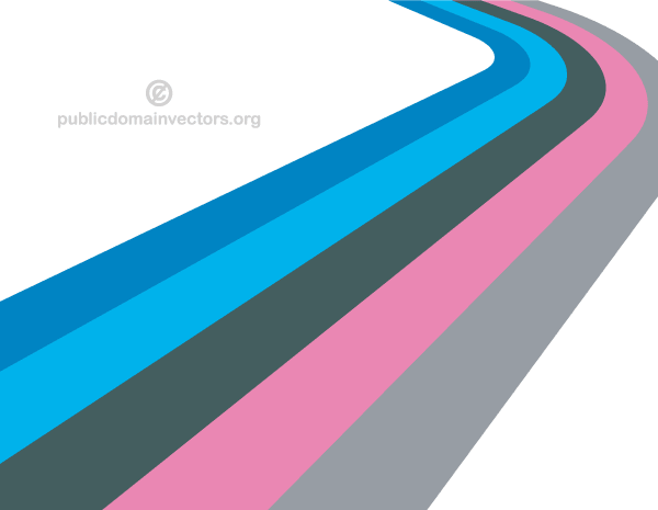 Free Retro Vector Background Design