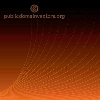 Vector Abstract Background Illustration with Lines