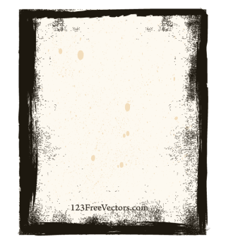 Old Paper Texture Background Vector