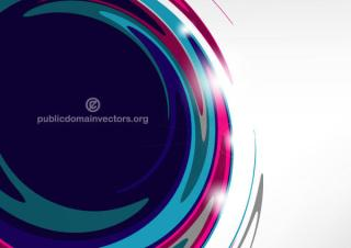 Colorful Abstract Template Background