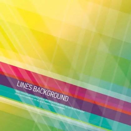 Lines Background Vector Design