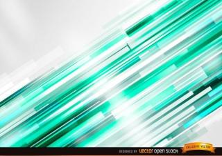 Bright Green Bars Background Image