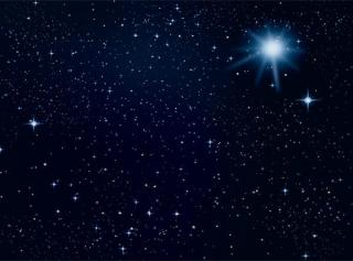 Space Stars Background Vector Graphics