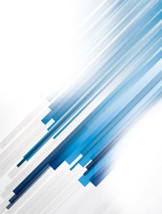 Blue Light Ray Stripes Background Free Vector
