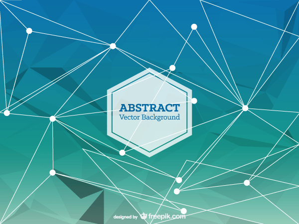 Abstract Vector Graphics Background Image