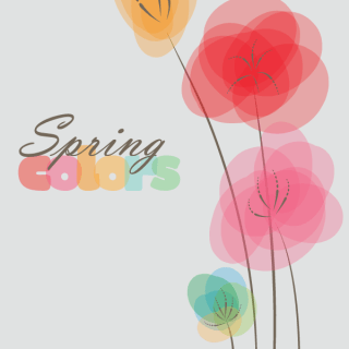 Flowers Spring Background Free Vector