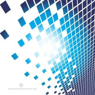 Blue Tiles Background Graphics