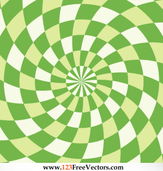 Optical Illusions Background Vector Free Download