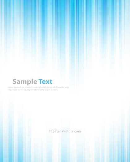 Abstract Blue Background Design Image