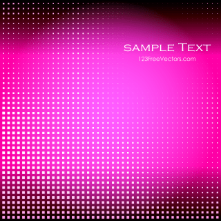 Color Halftone Illustrator