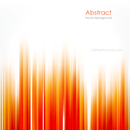 Abstract Straight Lines Red Orange Background Image