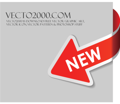 Vector Red Arrow Free Download