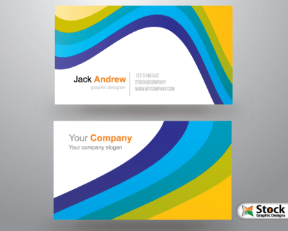 Free Corporate Business Card Templates