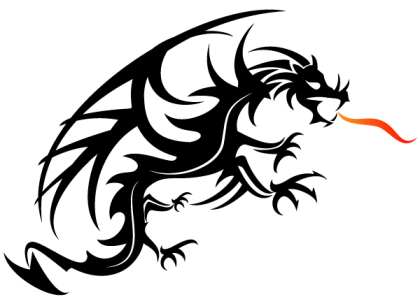Free Dragon Vector Art