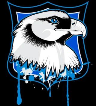 Vector Freebie – Eagle