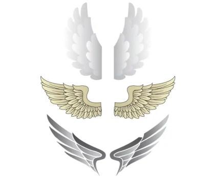 Free Wings Vectors Illustrator
