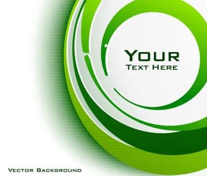 Spiral Vector Background