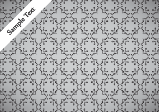 Flowers Background Texture Vector Free