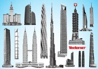 Free Skyscraper Vector