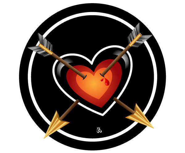 Heart And Arrows