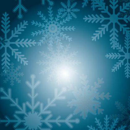 Christmas Simple Vector Background