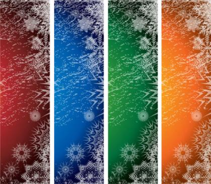 Christmas Banner Vector Graphics