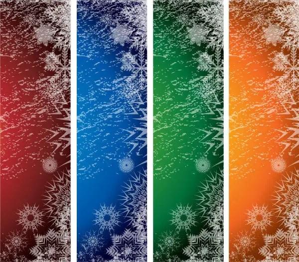 Christmas Banner Vector Graphics