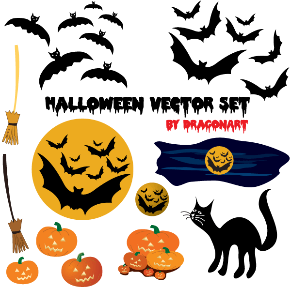 Free Halloween Vector Images
